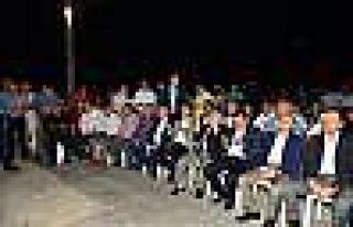 Kırşehir'de 15 Temmuz şehitleri için mevlit-i...