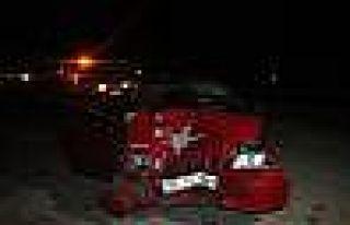 Konya'da trafik kazası: 11 yaralı