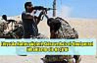 Libya'da Hafter güçleri, Sidra ve Ra's el-Unuf petrol...