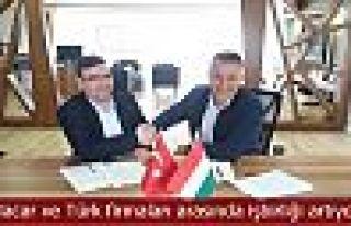 Macar ve Türk firmaları arasında işbirliği artıyor