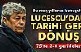 Maccabi Tel Aviv, 3-0 öne geçtiği maçta Zenit'e...