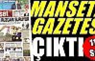 Manşetx Gazetesinin 111. Sayısı Çıktı
