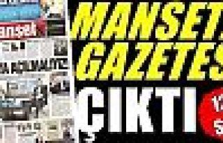 Manşetx Gazetesinin 127. Sayısı Çıktı