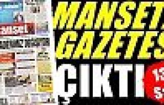 Manşetx Gazetesinin 131. Sayısı Çıktı