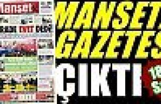 MANŞETX Gazetesi'nin 181. Sayısı Çıktı.