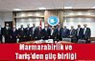 Marmarabirlik ve Tariş'den güç birliği