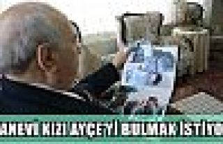 Mehmet Astsubayın Ayçe'sine kavuşma umudu