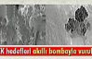 Metina bölgesinde 7 ayrı hedef imha edildi