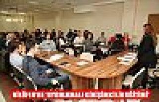Nilüfer'de 'Uygulamalı Girişimcilik Eğitimi'