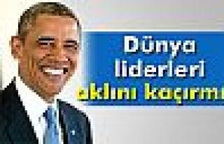 Obama: 'Dünya liderlerinin büyük bir kısmı aklını...