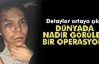 Ortaköy saldırganının yakalandığı operasyonun...
