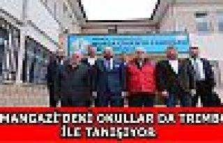 OSMANGAZİ'DEKİ OKULLAR DA TRIMBOX İLE TANIŞIYOR