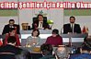 Osmangazi'den Afrin Harekatı'na Destek