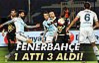 Osmanlıspor 0-1 Fenerbahçe