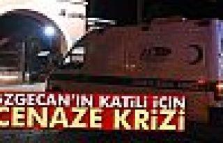 Özgecan'ın katili Suphi Altındöken, Tarsus'ta...