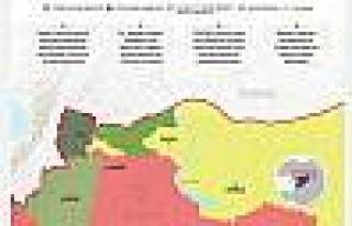 PKK'nın terör koridoru projesinin belkemiği: Münbiç
