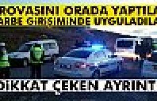 Provasını Kayseri'de yaptılar, darbe girişiminde...
