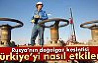 Rusya'nın doğalgaz kesintisi Türkiye'yi nasıl...