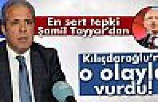 Şamil Tayyar'dan Kılıçdaroğlu'na çok sert...