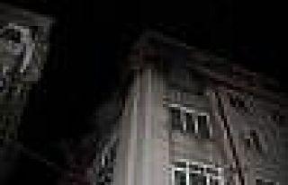 Samsun'da bir evde çıkan yangın korkuttu