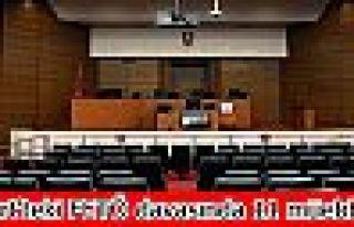 Siirt'teki FETÖ davasında 11 müebbet