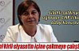 Silahlı saldırıya uğrayan CHP'li kadın aday...