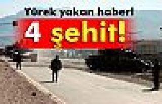 Şırnak'ta çatışma, Dağlıca'da patlama, Nusaybin'de...