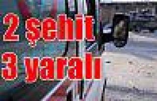 Şırnak'ta el yapımı patlayıcı infilak ettirildi:...