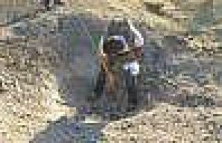 Şırnak'ta yola döşenen 2 anti tank mayını...