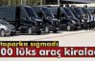Suudi Arabistan Kralının Ankara ziyareti için 500...