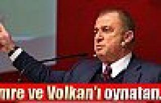 Terim'den Emre ve Volkan açıklaması