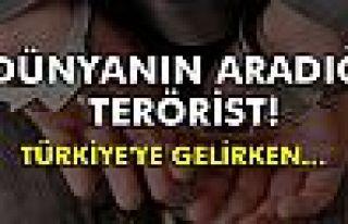 Terör zanlısı İsveç'te Türkiye uçağına...