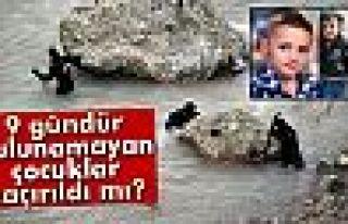 Tokat'ta kaybolan iki çocuk kaçırıldı mı?