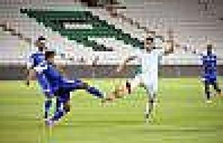 Torku Konyaspor Hazırlık Maçında Galip Geldi