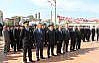 Türk Polis Teşkilatı'nın Kuruluşu Taksim'de...