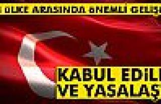 Türkiye ile Karadağ arasındaki 5 anlaşma kabul...