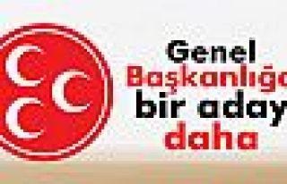 Ümit Özdağ, MHP Genel Başkanlığı için adaylığını...