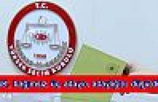 YSK, bağımsız üç adayın adaylığını düşürdü