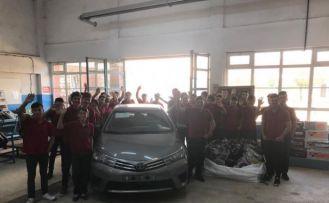 Toyota'dan mesleki teknik eğitime destek