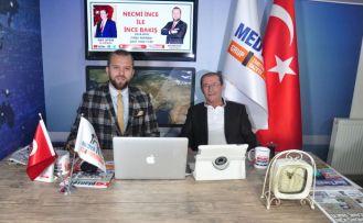 Nail Aydın İNCE BAKIŞ'a konuk oldu.