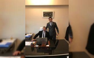 Turan Ulusal Türk Uygarlığı Bursa İl Başkanlığı'na Halit Gökhan Gül atandı