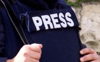 'İsrail, Kudüs ve Gazze'de 3 gazeteciyi yaraladı'