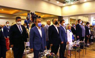DEVA Partisi Genel Başkanı Babacan Balıkesir'de partisinin ilçe kongresine katıldı