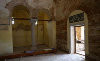 Fatih'in yadigarı, 56 yıl sonra yeniden ibadete açılacak caminin restorasyonunda sona gelindi