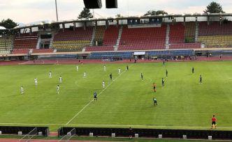 Fenerbahçe'den Lozan'da tatsız prova