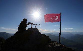 Şırnak'ta saldırı hazırlığındaki 5 terörist etkisiz hale getirildi