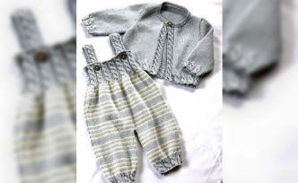 Kız Bebek Tulum Modelleri