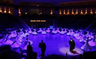 'Mevlana'yı anma törenlerinin beşinci günü etkinlikleri sona erdi