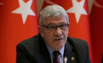 Müsavat Dervişoğlu İYİ Parti Grup Başkanvekili oldu