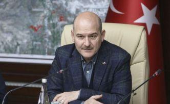 İçişleri Bakanı Soylu: 96 milyon lira AFAD'a, 47 milyon lira da Kızılaya geldi
